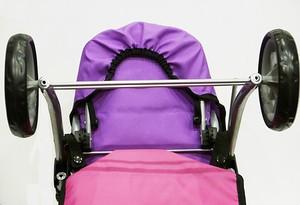 Коляска игрушечная для маленьких девочек Melobo 9672