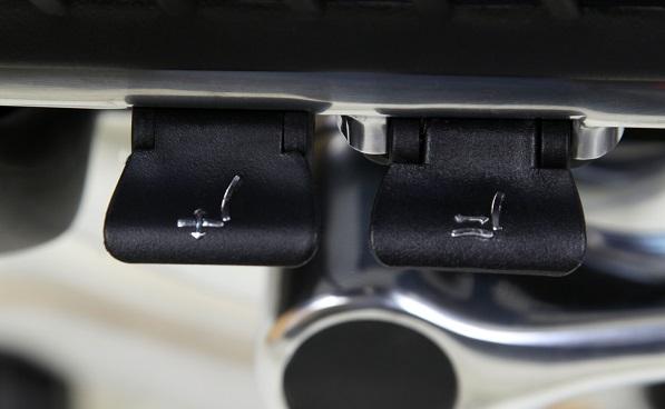 регулировка глубины сидения