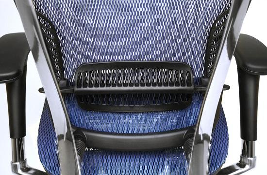 сетчатое компьютерное кресло SPM