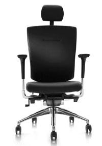 Кресло для руководителя DuoFlex Leather BR-100L